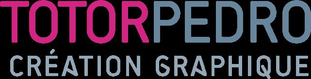 logo TotorPedro, création graphique