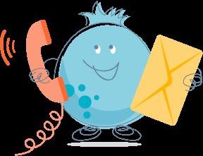 coordonnées téléphone et adresse postale