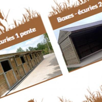 idbox Constructions équestres - une