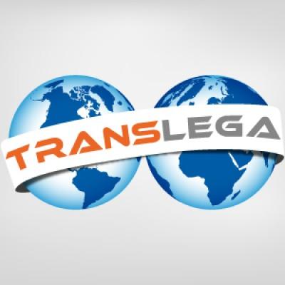 logo Translega travaillé en volume